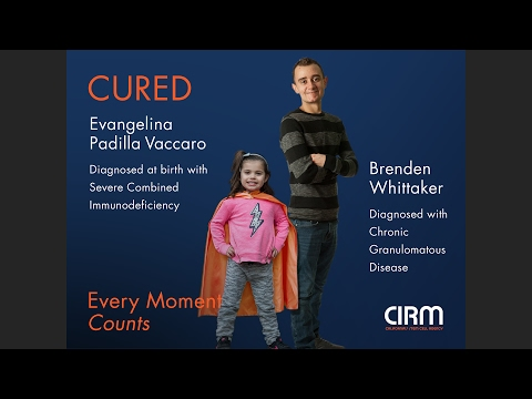 CURED: Stem Cell Clinical Trial Stories